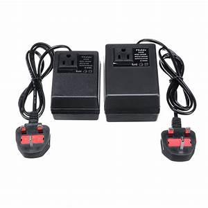 New 200w  300w Voltage Converter Transformer 220v To 110v