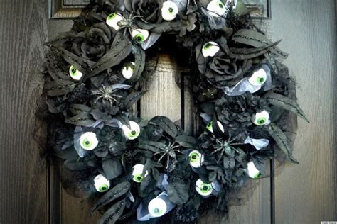 Halloween Decorations That Are Hot On Pinterest A Spooky