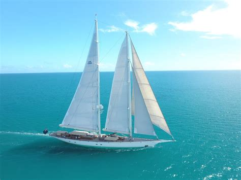 Sailing Boat Sails by Sailing Yacht Athos A Holland Jachtbouw Superyacht
