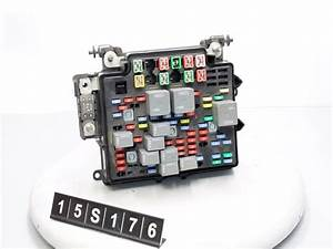 07 Silverado 1500 Fuse Box Relay Under Hood 15s176   Controls