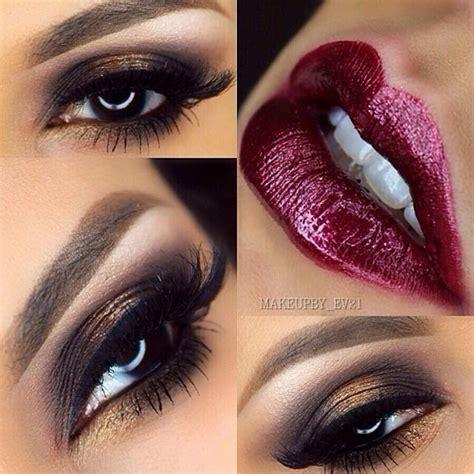 great eye makeup   brown eyes