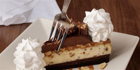 cheesecake factory snickers slices offering delish its today only shot