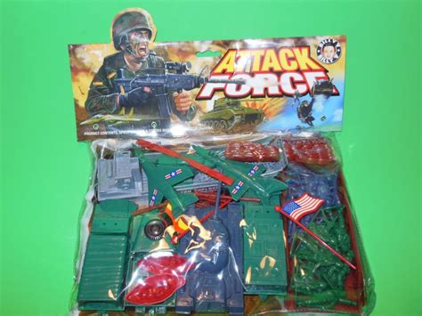 billy  attack force deluxe battle set