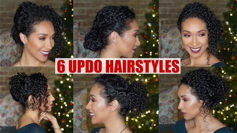 Hairstyles For Hair by Updo Hairstyles For Naturally Curly Hair Formal