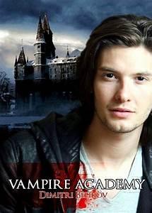 Vampire Academy movie poster (Dimitri) - Vampire Academy ...