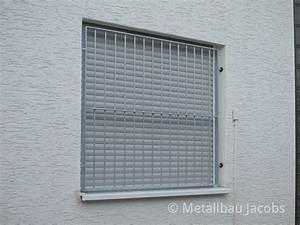 Gitter Für Fenster : metallbau jacobs einbruchschutz durch fenster und t rgitter ~ Frokenaadalensverden.com Haus und Dekorationen