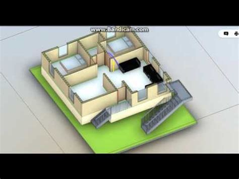 east face simplex house plan  bedrooms space