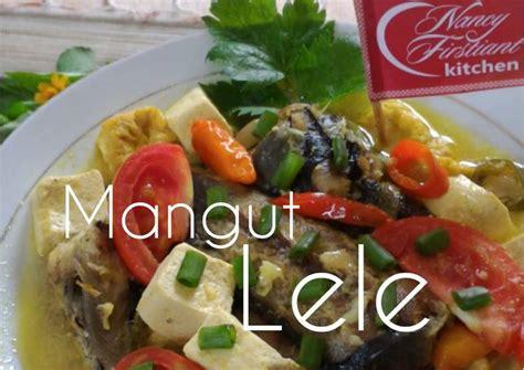Lihat juga resep mangut lele enak lainnya. Resep Mangut Lele oleh Nancy Firstiant's Kitchen - Cookpad