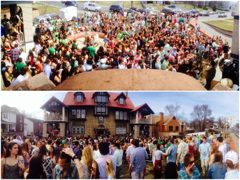 Day Parties Done Right. Tfm