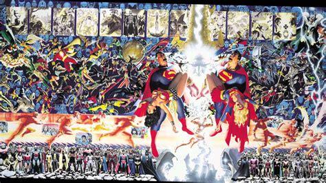 The Comic Book Art Of Alex Ross