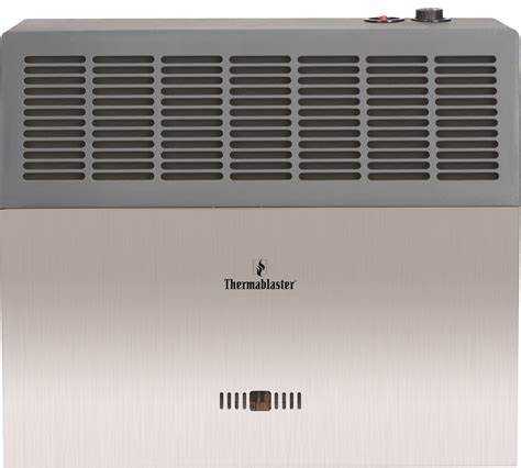 thermablaster  btu propane vent  convection wall