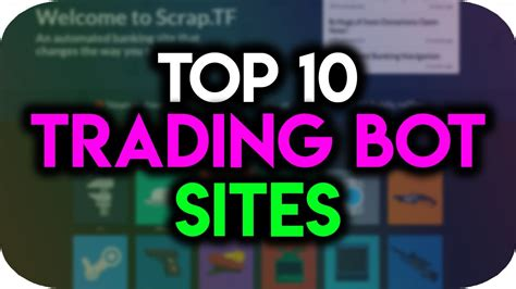 trading websites top 10 automated tf2 trading