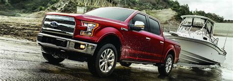 2017 Ford F-150 Towing And Hauling Capabilities And Features