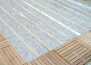 Caillebotis Pour Terrasse : les dalles en bois et caillebotis bois chez pierre et ~ Premium-room.com Idées de Décoration