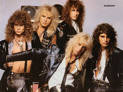 Warrant Hair Metal Heavy Wallpaper  2985x2240 349500