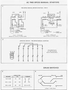 Motor Starters Control Wiring Diagram