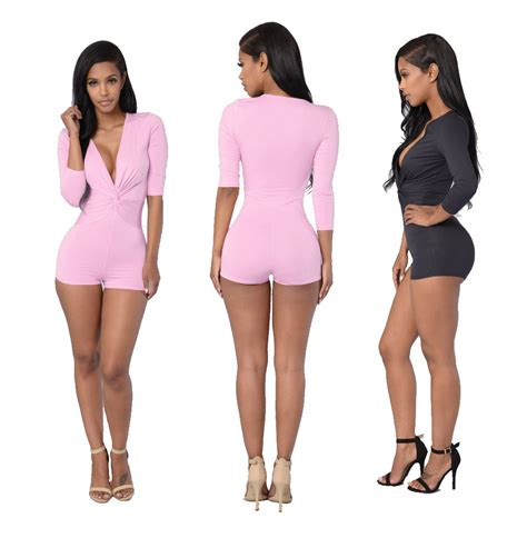 One Piece Jumper Outfit - Oasis amor Fashion