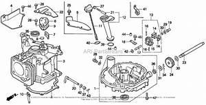 Honda Hr215 Hma Lawn Mower  Usa  Vin  Mzam