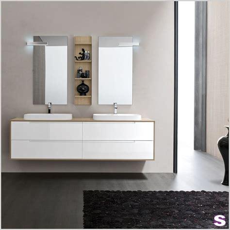 Badezimmer Unterschrank Zwei Waschbecken by Die 25 Besten Bad Unterschrank Holz Ideen Auf