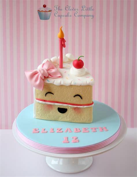 Birthday Cake Slice Cakecentralcom