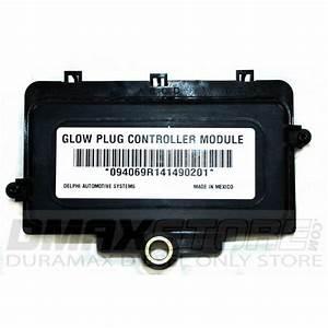 2001 Duramax Glow Plug Relay Wiring Diagram