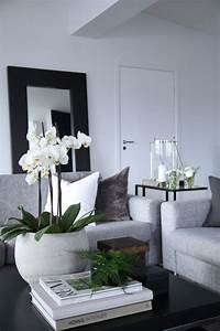 black and white decorations 25+ best ideas about Black living rooms on Pinterest ...
