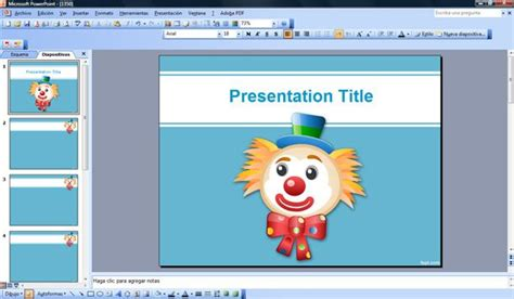party powerpoint