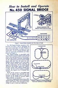 Lionel Trains 450 Signal Bridge Accessory