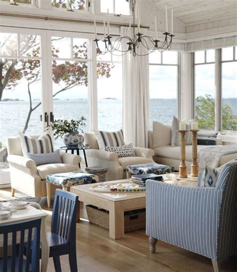 Decorating Styles American Coastal Style