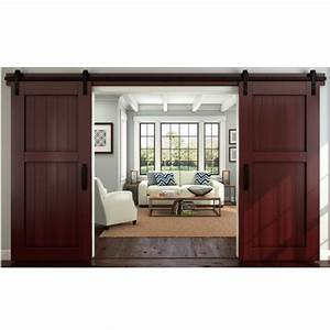 national hardware n186 960 decorative interior sliding With decorative barn door track