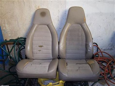 siege auto porsche restauration des sièges porsche