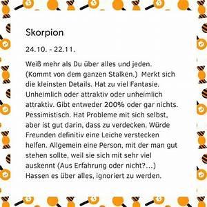 Stier Und Skorpion : ziemlich gut beschrieben ja so ist es zwillinge ~ A.2002-acura-tl-radio.info Haus und Dekorationen