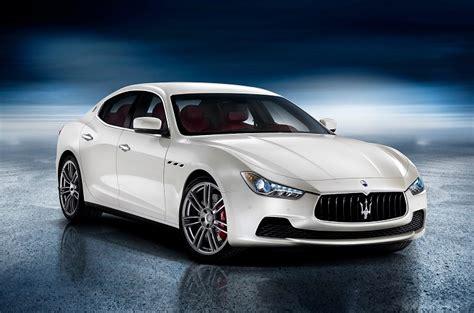 2014 Maserati Ghibli Uk Pricing Announced