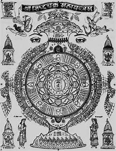 Siddhachakra Mahayantra Siddhachakra Is A Popular Yantra Or Mandala  Mystical Diagram  Used For