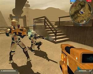 Tau Firewarrior In Game Image Battlefield 40K BF2 Mod