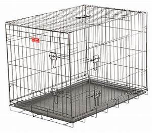 Lucky dog 2 door dog training kennel reviews compare for Best deals on dog kennels