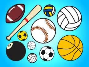 Free Clip Art Sports Balls