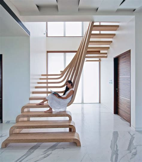 brilliant ways  reinvent  stairs