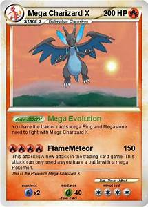 Pokémon Mega Charizard X 39 39 - Mega Evolution - My ...