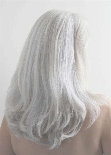 25 Best Collection Of Medium Haircuts With Gray Hair