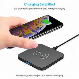 Chargeur Qi Iphone : les meilleurs chargeurs induction sans fil qi pour iphone ~ Dallasstarsshop.com Idées de Décoration