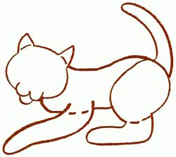 exam guide    draw  cat  mouse