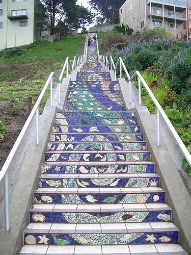 Mosaic Stairway To Heaven  San Francisco  Golden Gate. Ecw Logo. Bike Model Stickers. Laptop Logo. Recruitment Agency Banners. Raptor Signs. World Wall Mural. Eagle Harley Decals. Arm Weakness Signs Of Stroke