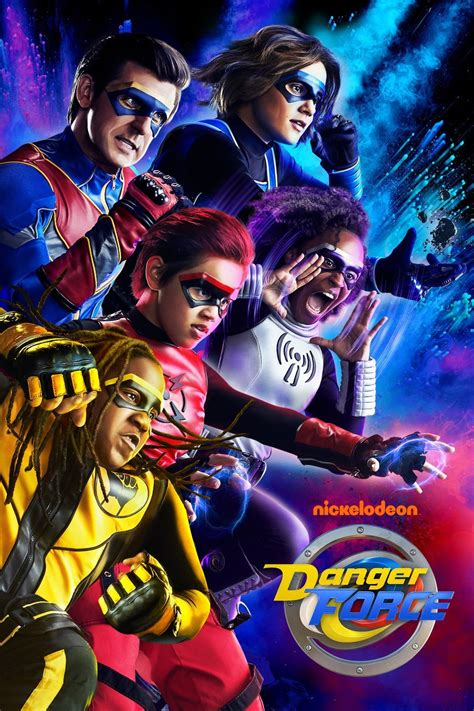 Danger Force | Soundeffects Wiki | Fandom