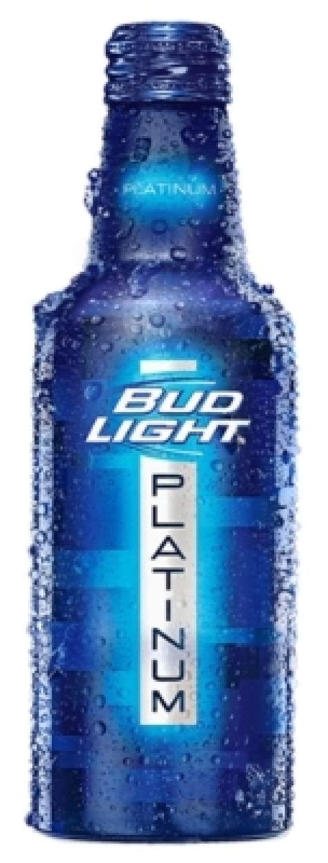 bud light platinum a b adding reclosable bottles for bud light platinum