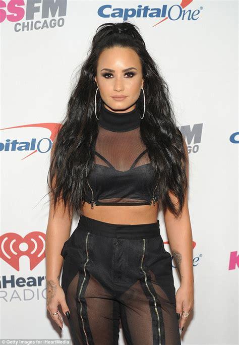Demi Lovato attends 103.5 KISS FM's Jingle Ball 2017 ...