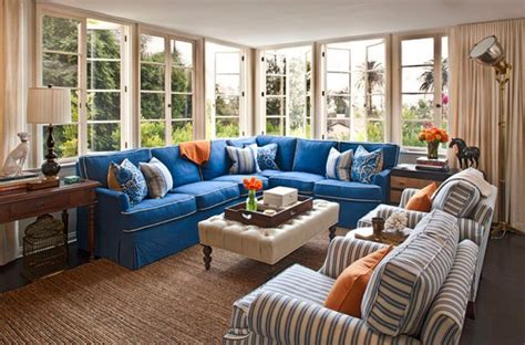 Living Room Design Blue Sofa by 20 Impressive Blue Sofa In The Living Room Home Design Lover