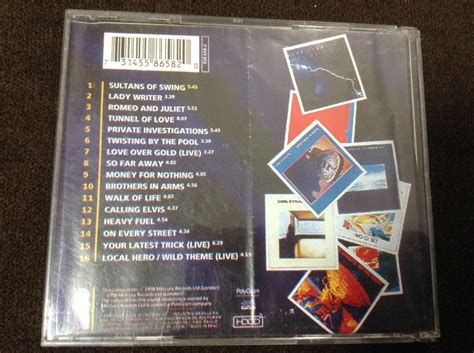 dire straits sultans of swing cd sultans of swing the best of dire straits r