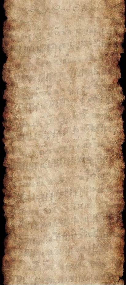 Scroll Ghost Score Deviantart