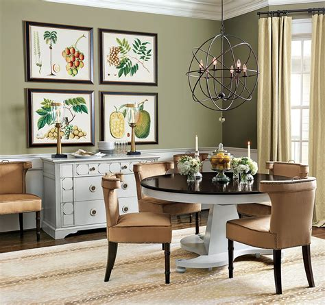 dining rooms olive green walls green wall color and